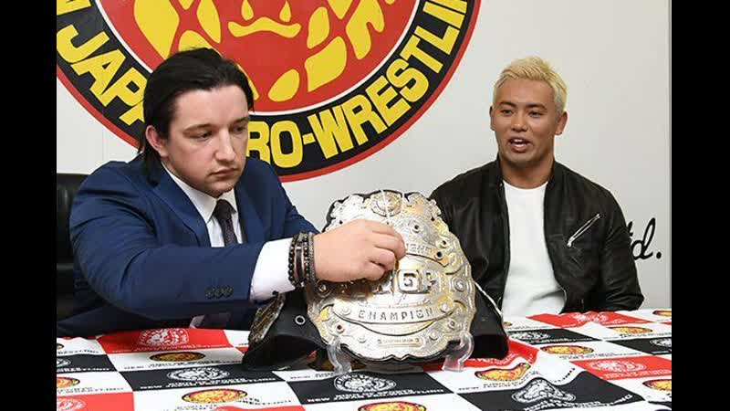 Jay White(c) vs Kazuchika Okada Highlights ROH/NJPW G1 Supercard2019⁄IWGP Heavyweight Championship)