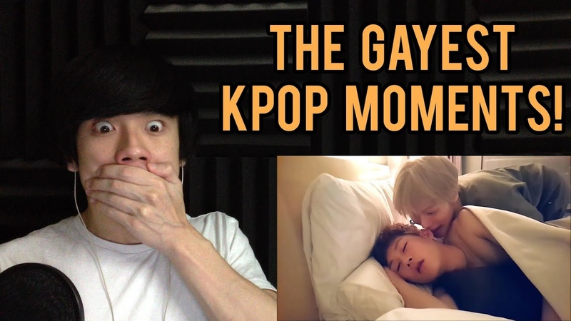 The GAYEST moments in KPOP Reaction (EXO, BTS, NCT, MONSTA X, TWICE, GOT7, SUPER JUNIOR, BLACKPINK)