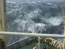 Зима в северной Атлантике