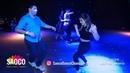 Alexandr Maneev and Anastasiya Leonova Salsa Dancing at 2nd Moscow MamboMania weekend, Fri 08.03.19