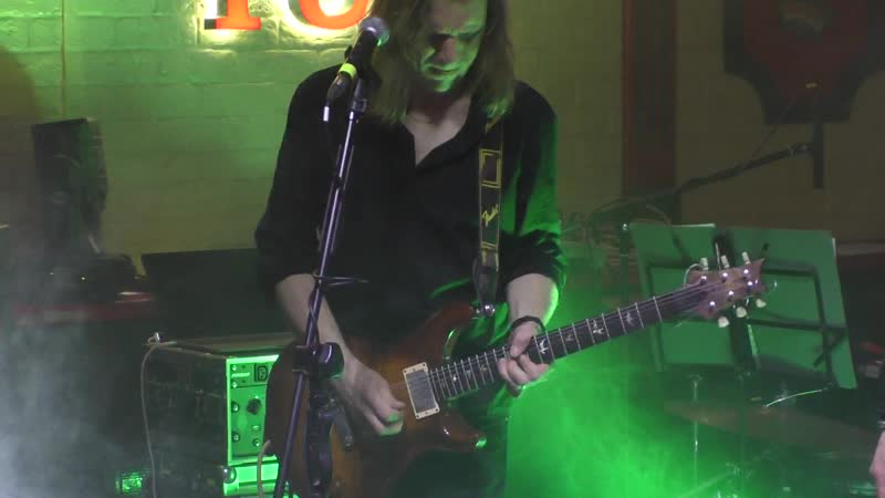 HardPop cover banda - Enough Of The Blues (Gary Moore cover) (Harat's Pub, Брянск, 20.04.2019)