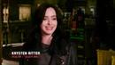Кристен Риттер режиссер и актриса сериала Marvel Джессика Джонс заключительный сезон