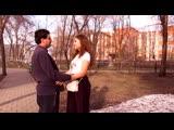 Эльдар Богунов гуляет с девушкой!