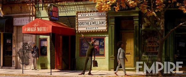 Новый кадр мультфильма «Душа» от Pixar