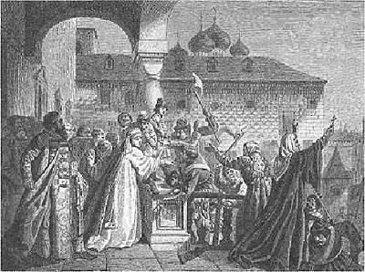 СВАДЕБНЫЙ БУНТ Более трехсот лет назад в Астрахани началось восстание, известное в истории как «Свадебный бунт» 10 августа (30 июля по ст. ст.) 1705 года произошла кровавая вакханалия в