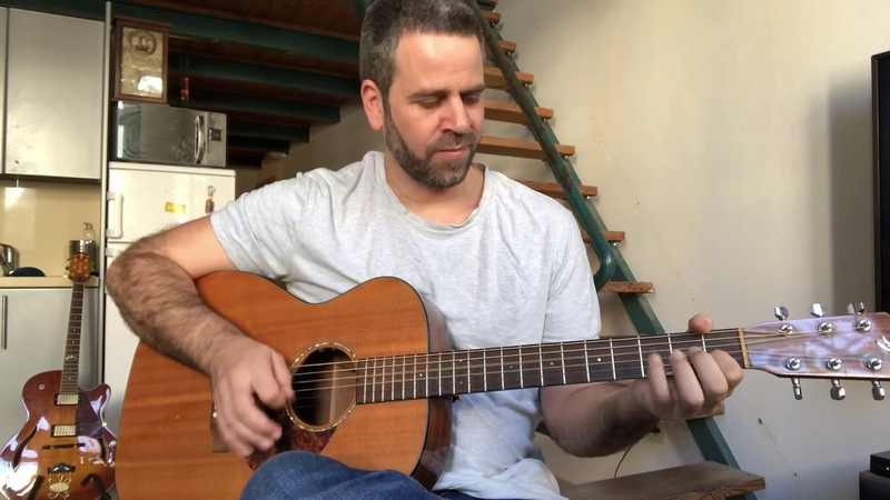 Losing My Religion R.E.M Acoustic Cover by Yoni