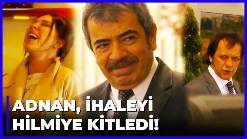 İhale Hilmi Önala Kaldı, Firdevs ve Adnan Çok Keyiflendi - Aşk-ı Memnu 31.Bölüm