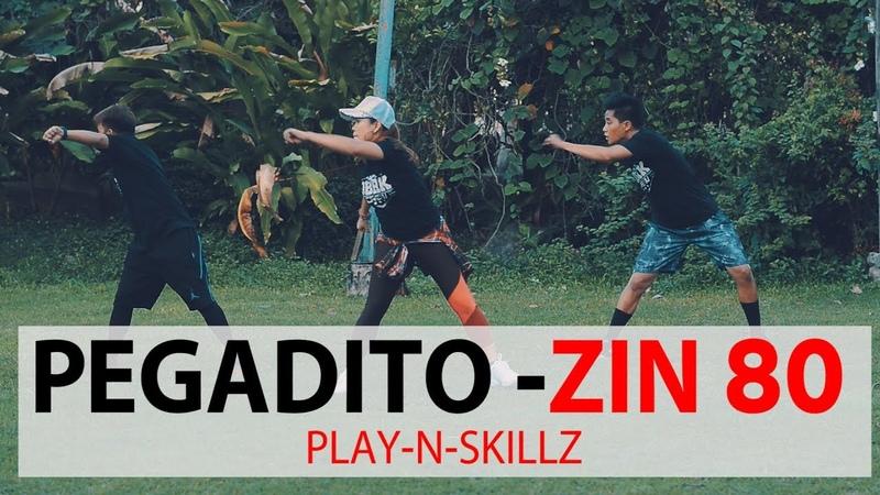 Pegadito - Play-N-Skillz   ZIN 80   Zumba   DBRK Crew