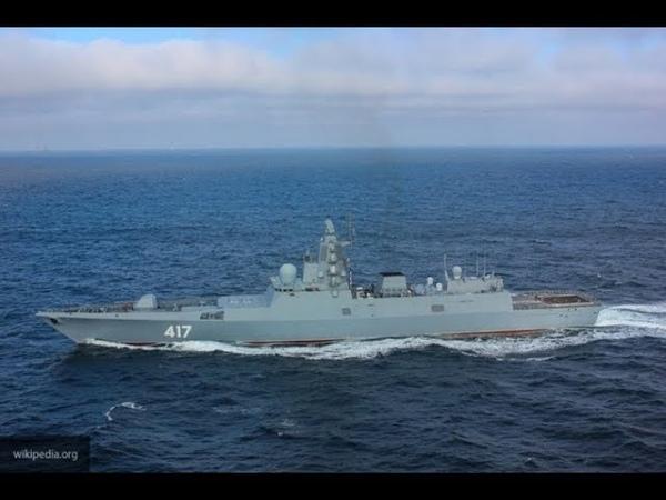 Реакция Китая на проход русского фрегата через Панамский канал