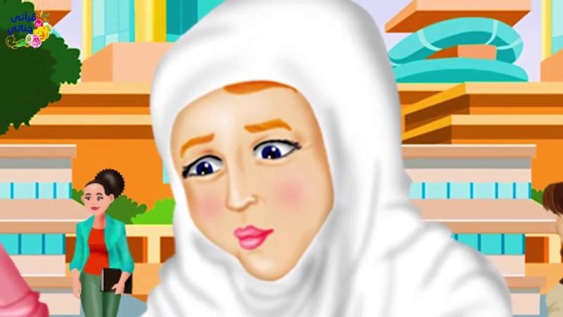 هذه الفتاة الأمريكية أهانت زميلها المسلم 16