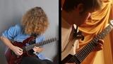 Cacophony Speed Metal Symphony cover by Alberto Barsi &amp Edoardo Taddei