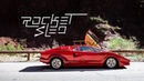 1988 Lamborghini Countach 25th Anniversary The Rocket Sled