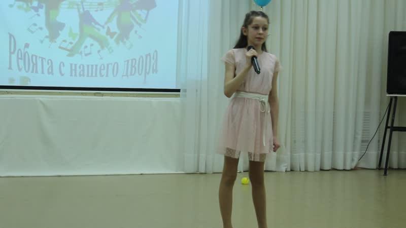 Дарья Золотарева Обелиск