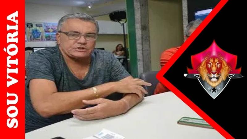 Comissão eleitoral do Vitória rejeita pedido de impugnação da candidatura de Paulo Carneiro