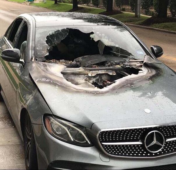 Что случилось с машиной Ваши версии