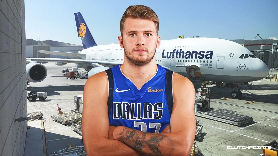 Лука Дончич: «Никогда раньше не сталкивался с таким плохим отношением со стороны авиакомпании»