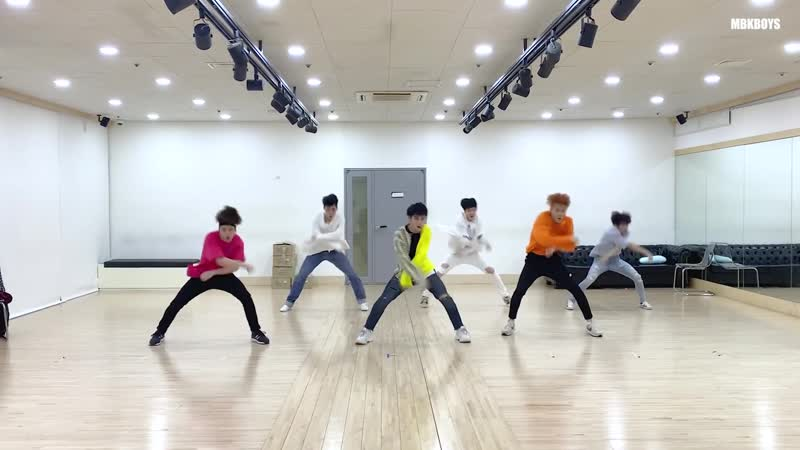 MBK BOYS (엠비케이보이즈) – Anpanman ♬ BTS [Dance Practice]