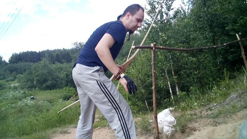 Стрельба по движущейся мишени