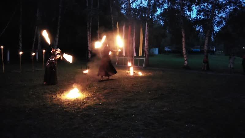 Смена 3 2019 Открытие мира реальных приключений Театр огня Сварог