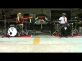 Ke$ha - Tik Tok - Twin Drum Cover - Simone Morettin Feat Carlo Amendola