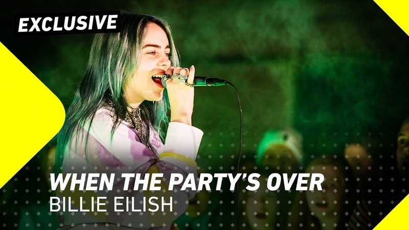 Billie Eilish - When the party's over | 3FM Exclusive | 3FM Live