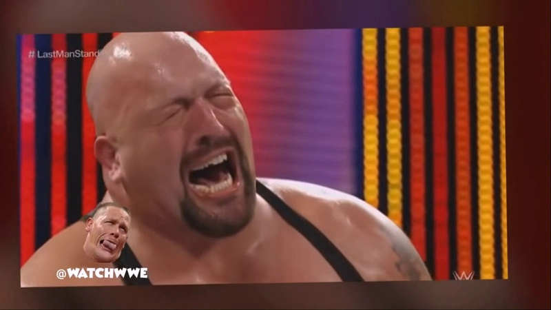 WWE засмеялся - проиграл You laugh - you lose 1