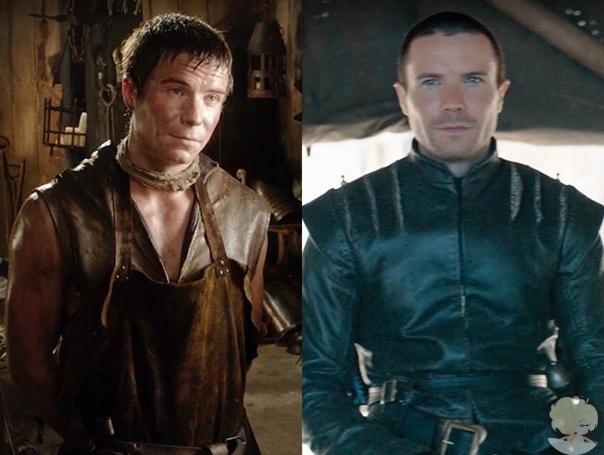 """Тогда и сейчас: как изменились герои """"Игры престолов"""""""