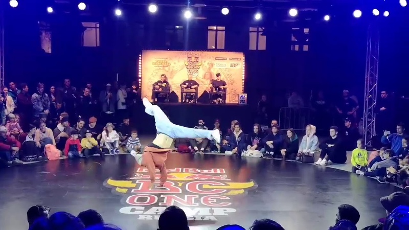 Red Bull BC One 2019 - Selection (Russia) - bboy Sunny Soul - Electro/Ural Coalition