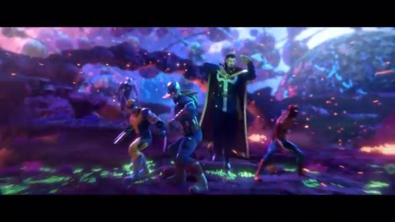 MARVEL Powers United VR Launch Trailer