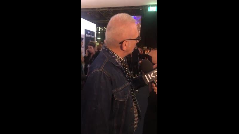 J-P Gaultier, Conchita, 16 май (4)