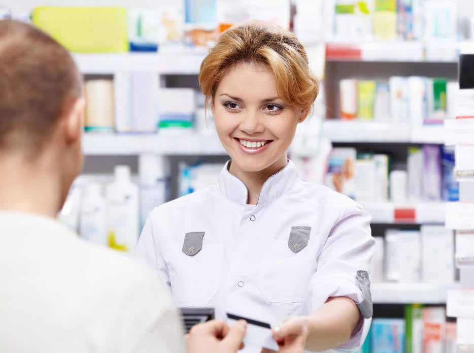 Ветеринарный фармацевт может выдавать лекарства для всех типов животных.