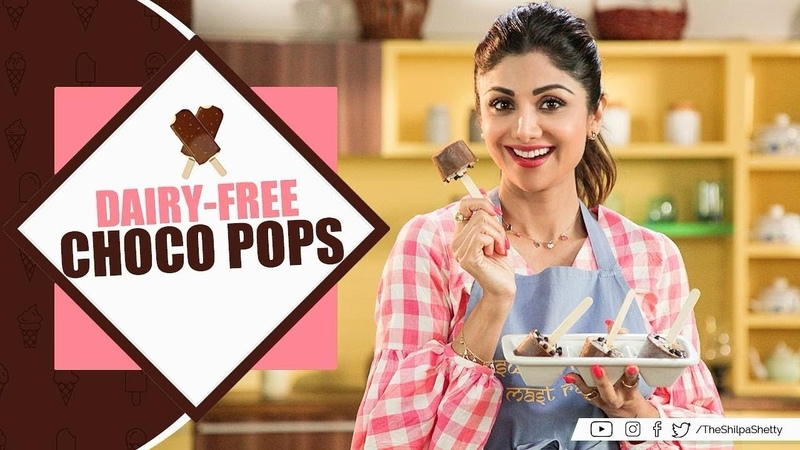 Dairy Free Choco Pops | Shilpa Shetty Kundra | Healthy Recipes | The Art of Loving Food