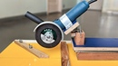 How to Make Sliding Miter Saw with Angle Grinder