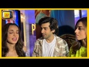Sanaya Irani, Mohit Sehgal and Riddhi Dogra And Bhavika Sharma at Alaadin Screening