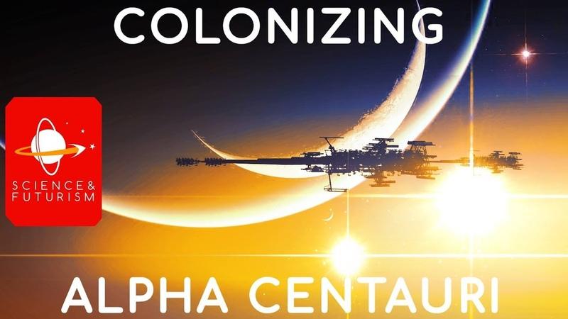 Outward Bound Colonizing Alpha Centauri