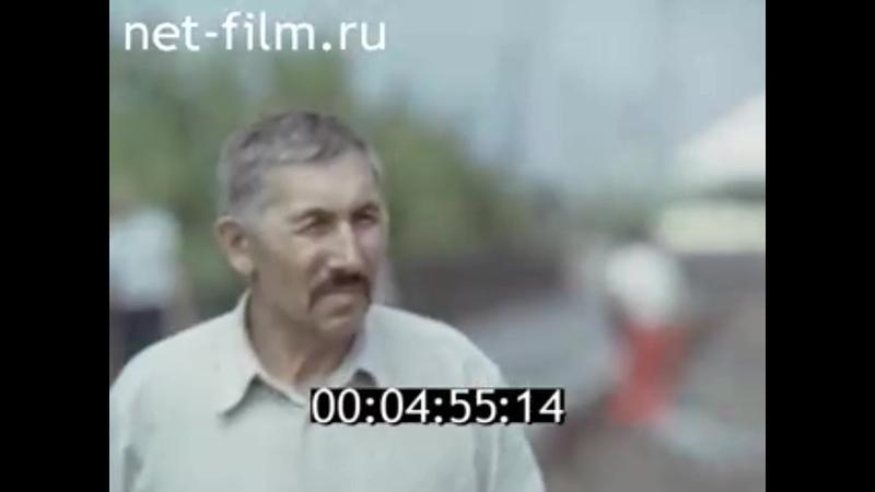 1988г Асгат Галимзянов человек легенда передавший 80 автобусов детдомам