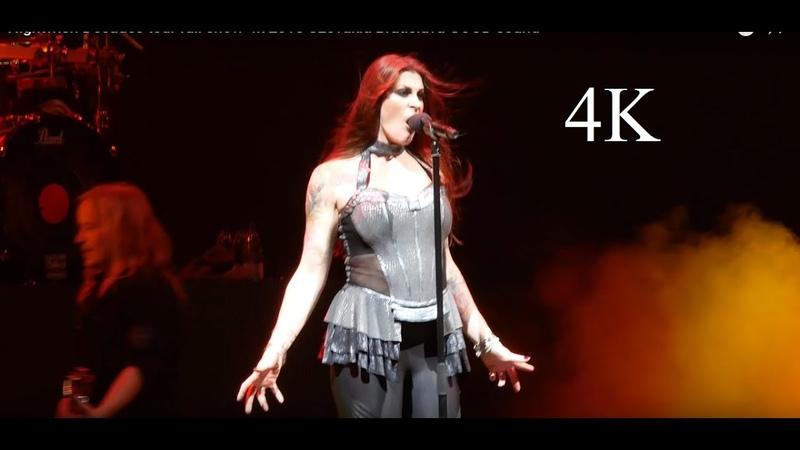 Nightwish Live Decades tour full show 4k 2018 Bratislava GOOD sound