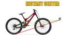 Instant Center (Virtual Pivot) - MTB rear suspension (Ep.10)
