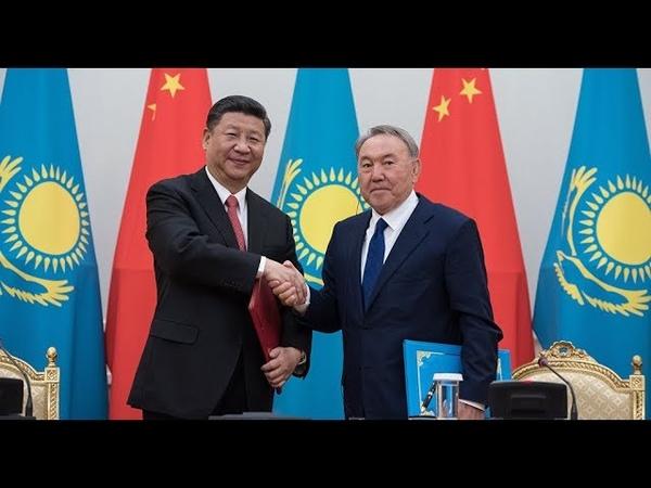 Қытай қазақты басып ала ма Китай захватит Казахстан