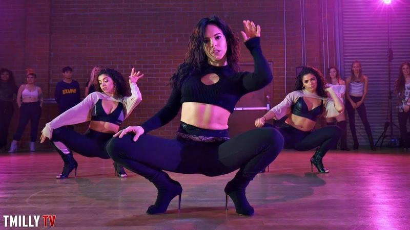Ariana Grande - No Tears Left To Cry - Dance Choreography by Jojo Gomez - TMillyTV