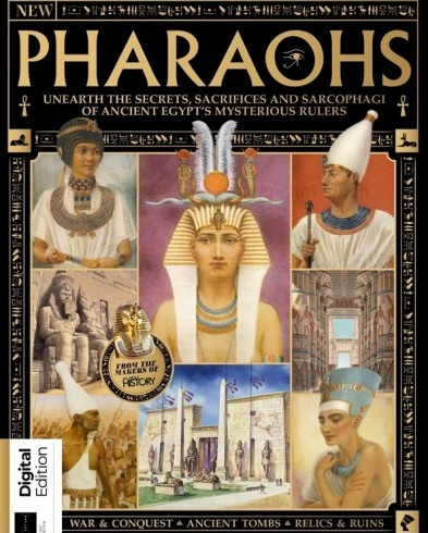 All About History: Pharaohs - First Edition 2019
