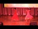03 - Традиционный индийский танец с платочками