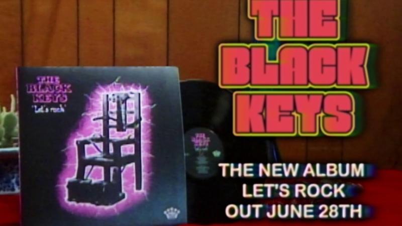 The Black Keys - Lets Rock [PSA 2]