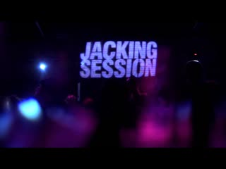 JACKING SESSION   House party, battles and workshops with Kwame, Clementine, Raf   14 - 16 июня   СПб
