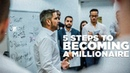 5 Steps to Becoming a Millionaire Grant Cardone Trains His Sales Team LIVE