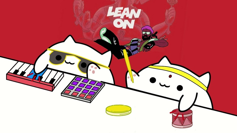 Bongo Cat - Lean On (Major Lazer DJ Snake) - Cover by DJ Bongo
