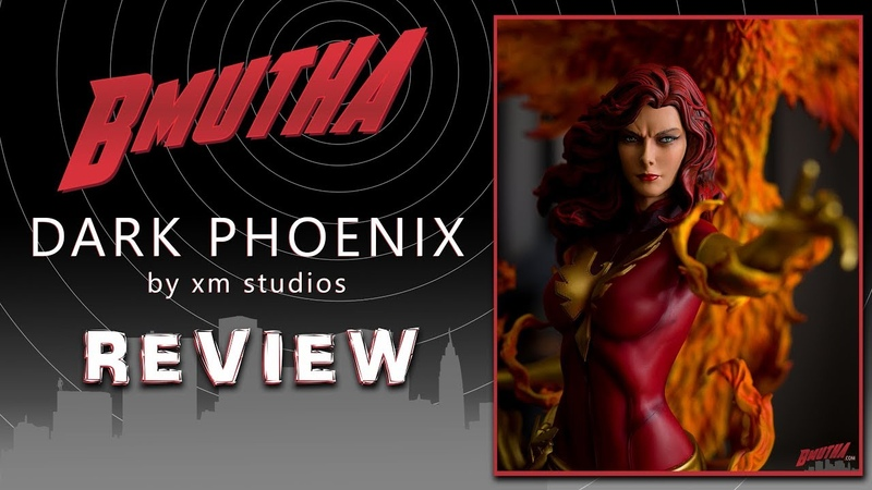 Review Dark Phoenix by XM Studios