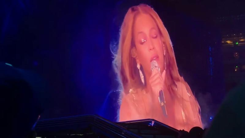 Beyoncé - Resentment (OTR II Los Angeles)
