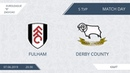 AFL19 Euroleague B Division ZAO CAO Day 5 Fulham Derby County