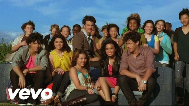 Disney's Friends For Change - Send It On ft. Demi Lovato, Jonas Brothers, Miley Cyrus, Selena Gomez